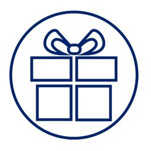дополнительные подарки к обучающим мероприятиям