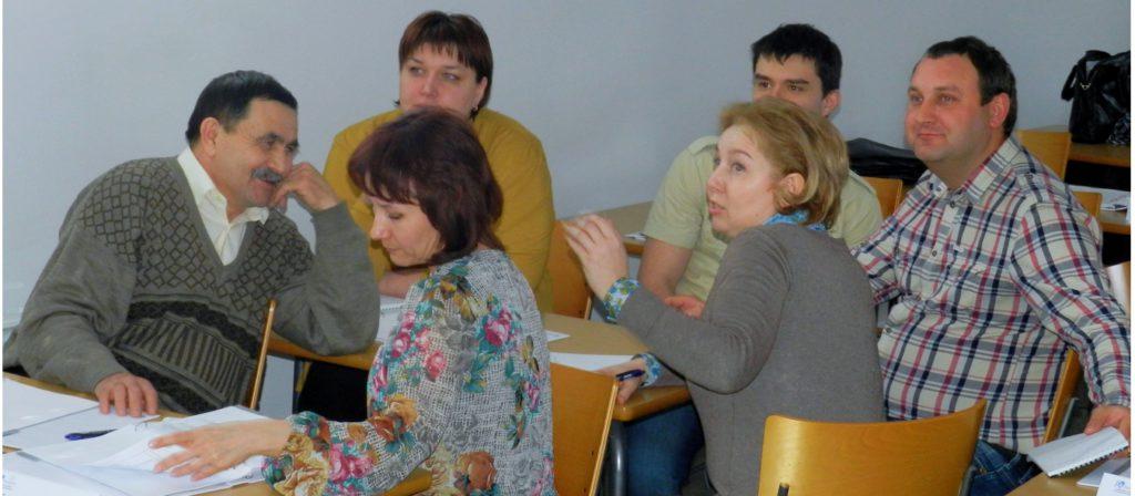 Курсы обучения -повышения квалификации