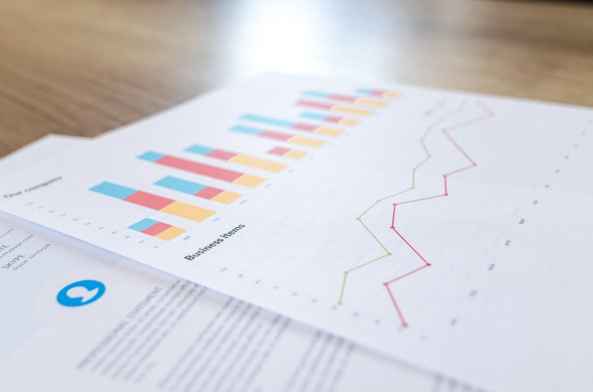 Анализ экономикческих данных